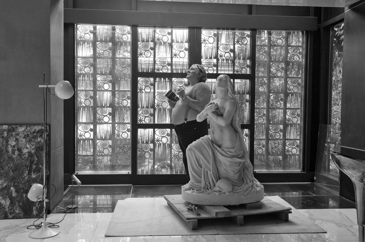 gerard depardieu portrait eric morin photographe