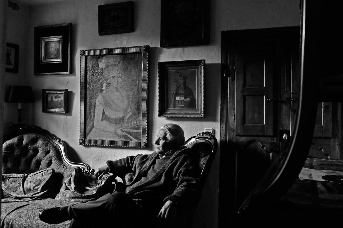 Proust musée portrait eric morin