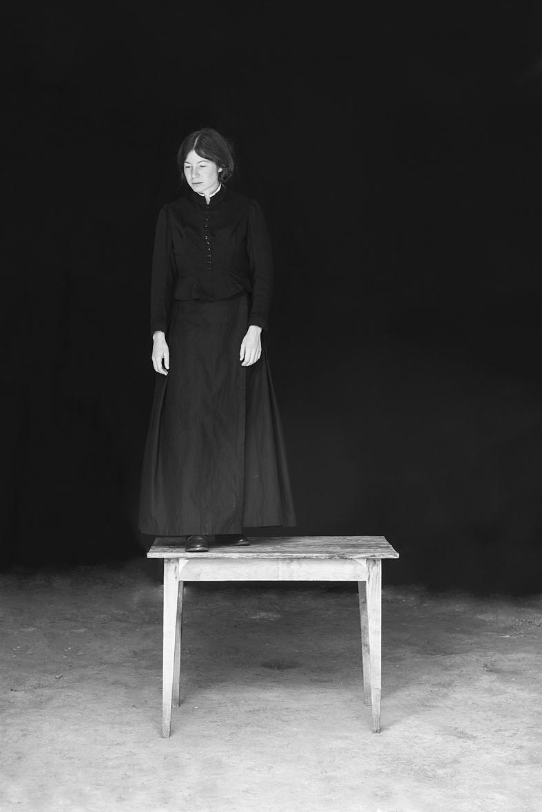la commune louise michel emilie paillard portrait eric morin photographe
