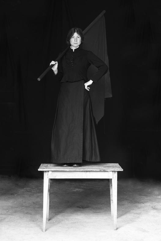 la commune louise michel emilie paillard eric morin photographe